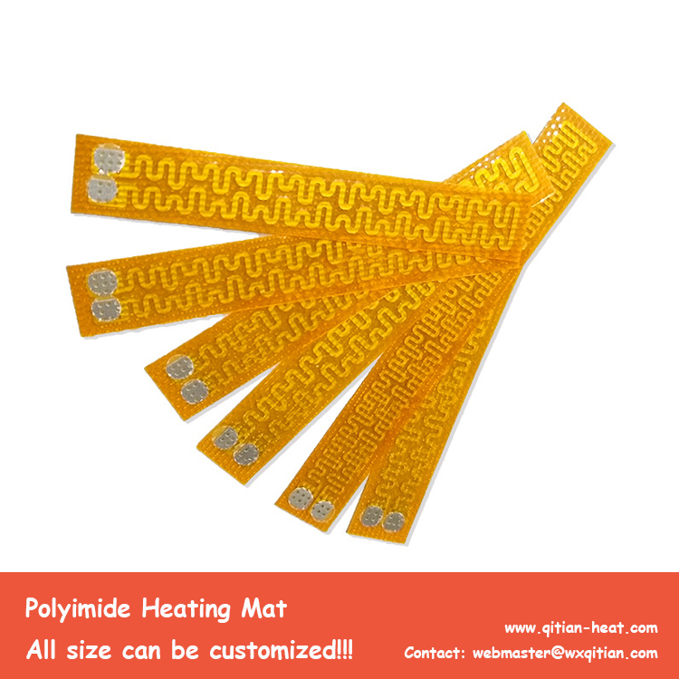50x150mm Polyimide Heater